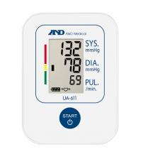 A&D Medical UA611 Upper Arm Basic Blood Pressure Monitor