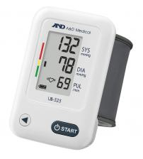 A&D UB-525 Wrist Blood Pressure Monitor