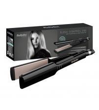 BaByliss 2179U Nano Ceramic 235 Women's Hair Straightener with Heat Mat