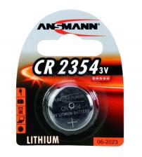 Ansmann 1516-0012 CR2354 3V Lithium Coin Cells Carded 1