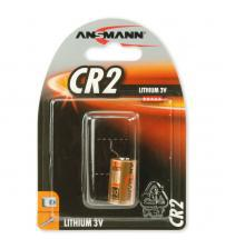 Ansmann 5020022 CR2 3V Photo Lithium Battery Carded 1
