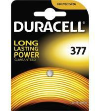 Duracell 377 Silver Oxide 1.5V Watch Battery Carded 1