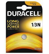 Duracell DL1/3N CR1/3N 3V Lithium Coin Cells Carded 1