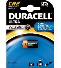 Duracell CR2 3V Photo Lithium Battery Carded 1