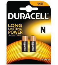 Duracell MN9100-C2 LR1 1.5V Specialist Alkaline Battery Carded 2