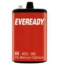 Energizer 614072 Eveready Batteries 6V Lantern Cell Carded 1