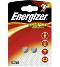 Energizer 623071 LR44 1.5V Alkaline Coin Cells Carded 2
