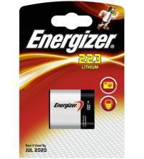 Energizer 628288 CR223A 6V Photo Lithium Battery Carded 1