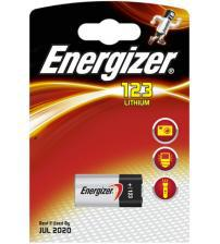 Energizer 628290 CR123A 3V Photo Lithium Battery Carded 1