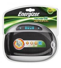 Energizer 633156 Universal Battery Charger for AA / AAA / C / D & 9V Batteries
