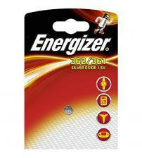 Energizer 634977 362/361 Silver Oxide 1.55V Watch Battery Carded 1