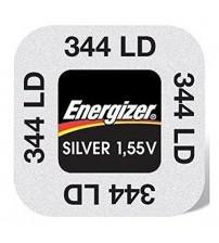 Energizer 635310 344 Silver Oxide 1.55V Watch Battery Carded 1