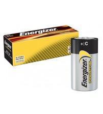 Energizer 636107 C Size Industrial Alkaline Batteries (Pack of 12)