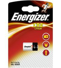 Energizer 638011 CR2 3V Photo Lithium Battery Carded 1