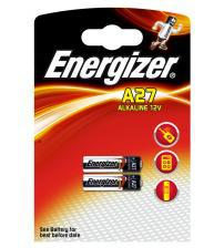 Energizer 639333 A27 12V Specialist Alkaline Battery Carded 2