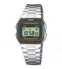 Casio A163WA-1QES Mens Classic Digital Wrist Watch