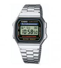 Casio A168WA-1YES Mens Classic Digital Wrist Watch