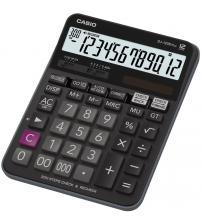 Casio DJ120DPLUS-W 12 Digit Desktop Display Calculator with Auto Review