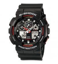 Casio GA-100-1A4ER G-Shock Mens Analogue Watch