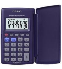 Casio HL820VER Pocket Calculator with Euro Conversion