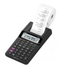 Casio HR8RCE-BK Compact 12 Digit Display Printing Calculator