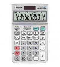 Casio JF120ECO-W ECO Desktop 12 Digit Display Calculator