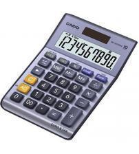 Casio MS100TER 10 Digit Big Display Desk Calculator with Euro Conversion