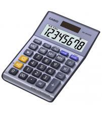Casio MS80VERII 8 Digit Desk Calculator with Euro Conversion