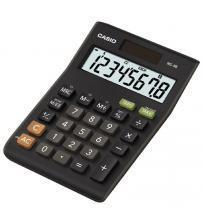 Casio MS8BS 8 Digit Desk Calculator with Tax Calculations