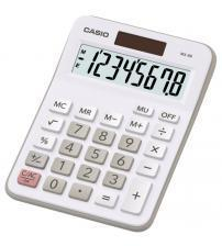 Casio MX8B-WE Multi Functional 8 Digit Desk Calculator