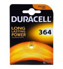Duracell 364 Silver Oxide 1.5V Watch Battery Carded 1