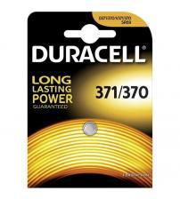 Duracell 371/370 Silver Oxide 1.5V Watch Battery Carded 1