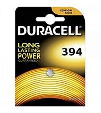 Duracell 394 Silver Oxide 1.5V Watch Battery Carded 1
