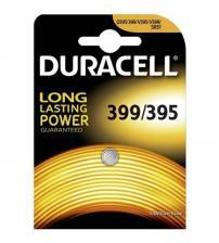 Duracell 395/399 Silver Oxide 1.5V Watch Battery Carded 1