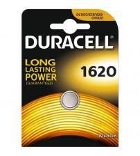 Duracell CR1620-C1 3V Lithium Coin Cells Carded 1