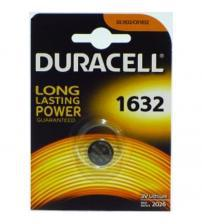 Duracell CR1632-C1 Lithium 3V Coin Cell 1 Card Of 1 Cell