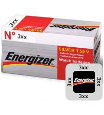 Energizer 634978 397/396 Silver Oxide 1.55V Watch Battery Carded 1