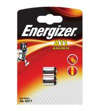 Energizer E300833600 A11 6V Specialist Alkaline Battery Carded 2