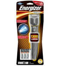Energizer S12118 Metal Vision HD LED Torch with 6x AA Batteries