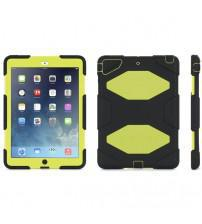 Griffin GB36404-2 Survivor Case for iPad Air - Black/Citrus