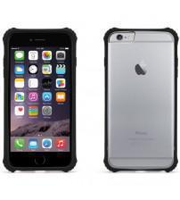 Griffin GB40551 Survivor Core Case for iPhone 6 Plus - Black/Clear