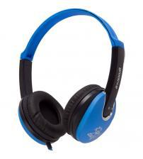 Groov-e GV590BB Kidz DJ Style Headphone - Blue/Black