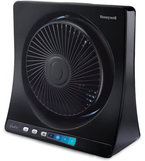 Honeywell HT354E1 QuietSet Oscillating Table Fan