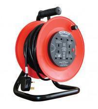 Infapower X814 4 Socket 13 Amp 25 Metre Reel