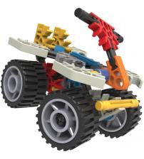 K'Nex 45510 Beginner Fun Fast Vehicles 10 Model Building Set