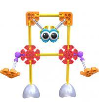 K'Nex 85009 Kid Rockin Robots Building Set