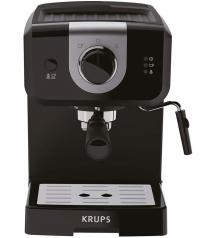 Krups XP320840 1.5L Opio Steam & Pump Espresso Coffee Machine