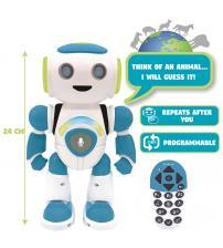 Lexibook ROB20EN Powerman Junior Educational Robot