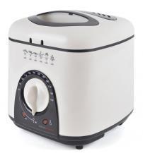 Lloytron E6010WI Kitchen Perfected 1.0Ltr Compact Deep Fryer