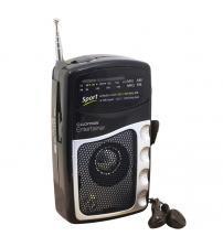 Lloytron N2201BK Entertainer Am/FM Personal Radio